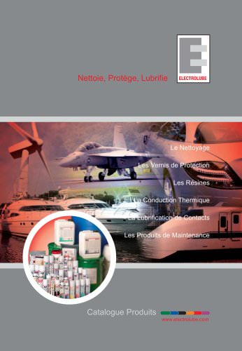 Electrolube Product Catalogue - French