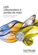 LED L'illumination à portée de main