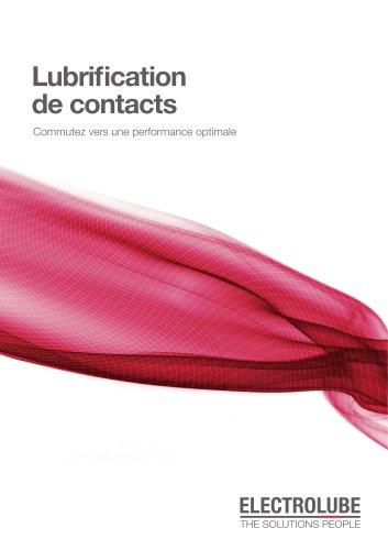 Lubrification de contacts