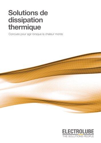 Solutions de dissipation thermique