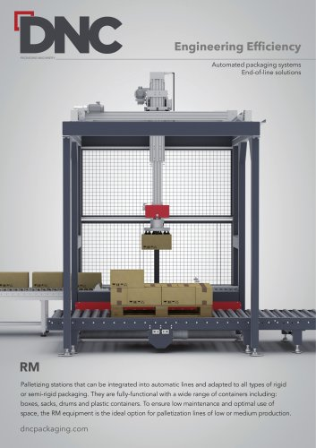 automatic pick-and-place robot RM1