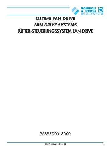 Fan Drive Systems