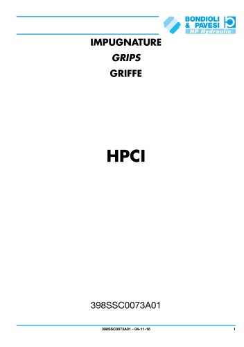 Grips - HPCI