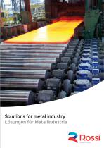 Metal Industry technology