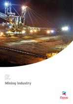 Mining industry technology