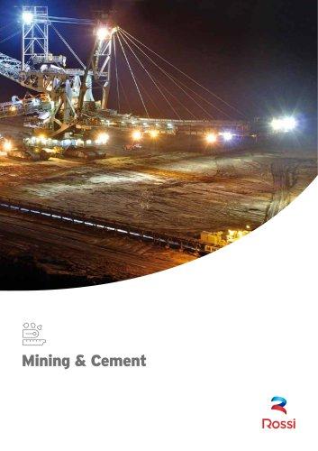 Mining industry technology