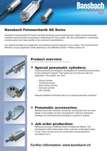 Feinmechanik AG Swiss