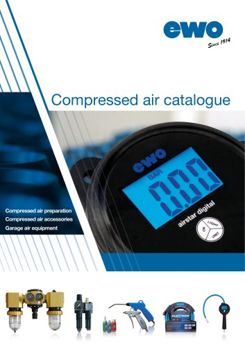 Compressed air catalogue 2020