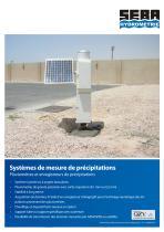 Rain Gauge Measurement Systems