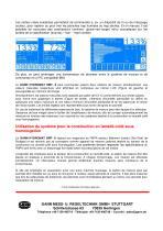 Système de mesure en cadence, d'enregistrement et de régulation pour les procédés de fabrication continus - 2