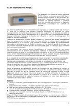 Systèmes de régulation pour des séchoirs à bois - 5