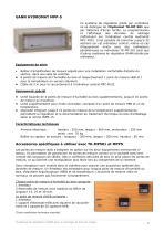 Systèmes de régulation pour des séchoirs à bois - 7