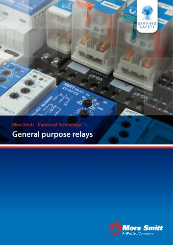 Mors Smitt General Purpose Relays