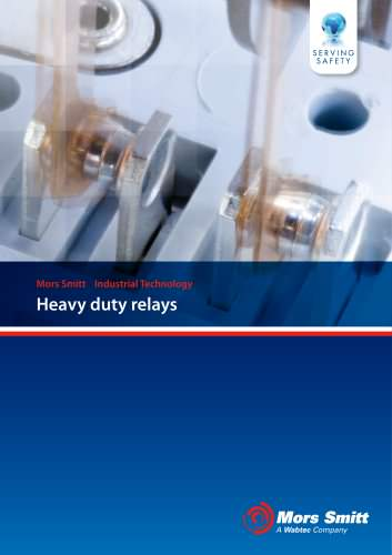 Mors Smitt Heavy Duty Relays