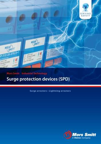 Mors Smitt SPD Surge Protection Devices