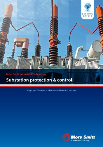 Substation protection & control