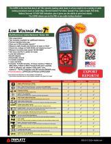 Low Voltage Pro Flyer