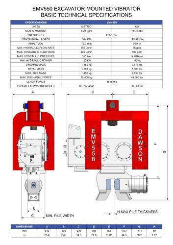 EMV550