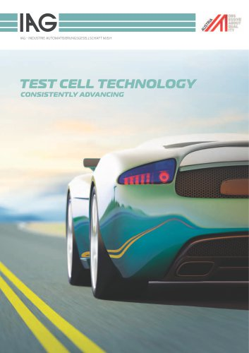 Catalog Test Cell