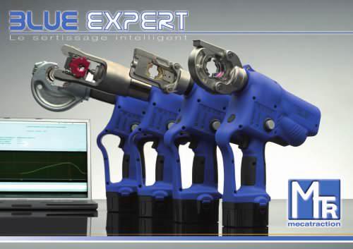 Blue Expert, le sertissage intelligent