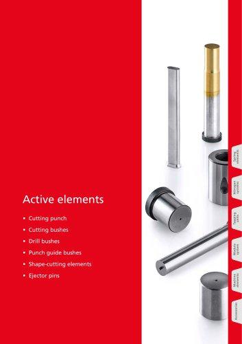 Active elements