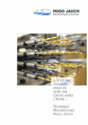 Catalogue Hugo Jauch