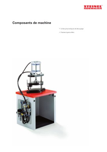 Composants de machines