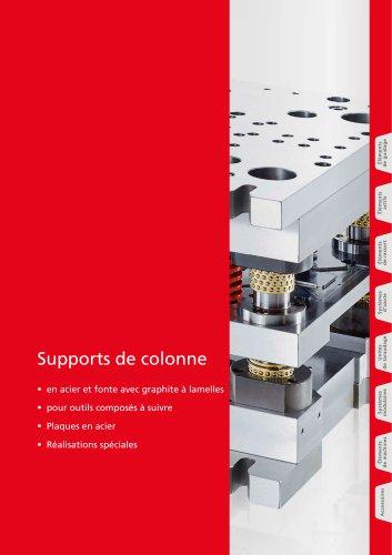 Supports de colonne