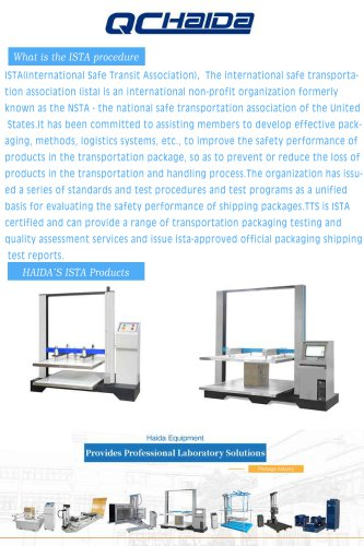 ISTA Products
