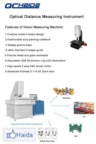 Optical Distance Measuring Instrument