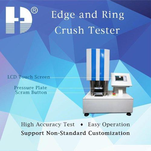 Paper Edge Crush Testing Machine