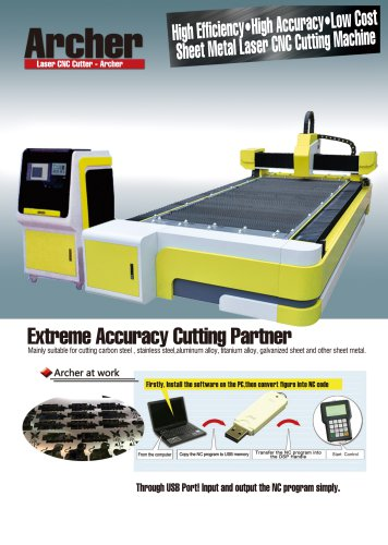 Extreme Accuracy Cutting Partner