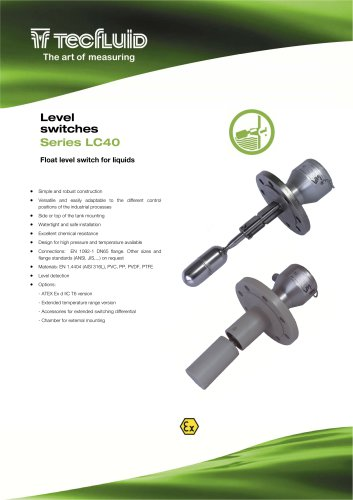 Series_LC40_Float_Level_Switch