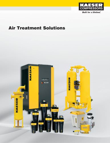 Air Treatment Brochure