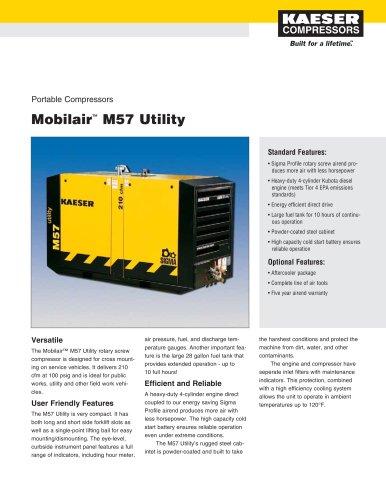 Mobilair M57 Utility