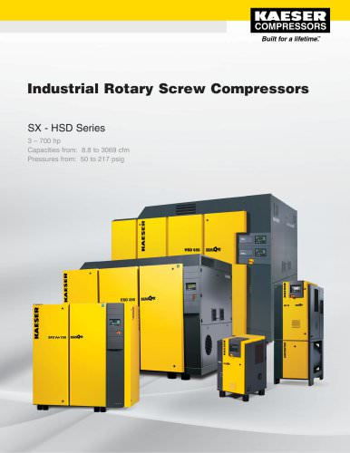 Screw Compressor