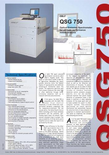 QSG 750
