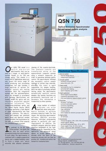 QSN 750