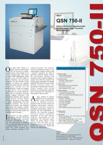 QSN 750-II