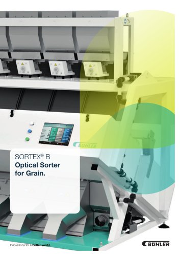 SORTEX B for Grain