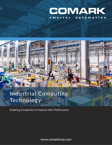 Industrial Computing Technology