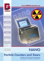 Nano Particle Instruments General Catalogue