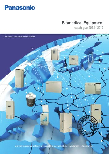 Biomedical Equipment catalogue 2012- 2013