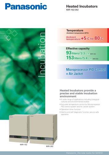 Heated Incubators MIR 162/262