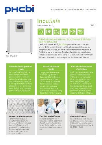 MCO-170AIC-PE Incubateurs à CO2