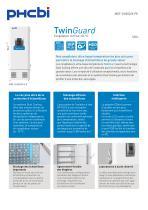 MDF-DU502VX-PE Congélateur vertical -86 °C