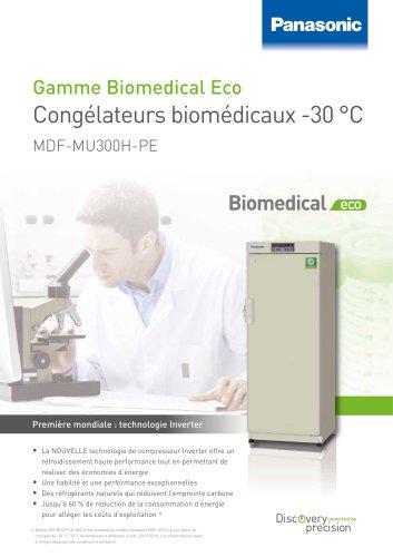 MDF-MU300H-PE Biomedical ECO Congélateurs biomédicaux -30 °C