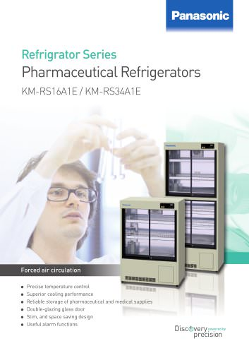 Pharmaceutical Refrigerators KM-RS16A1E / KM-RS34A1E