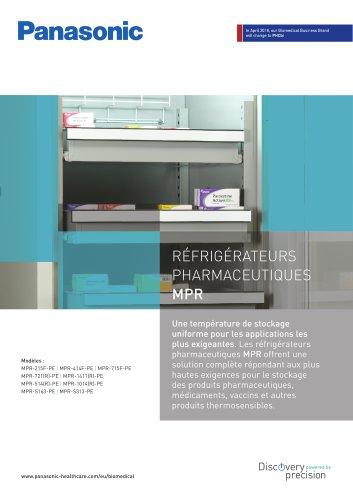 Refrigeratuers Pharmaceutiques MPR