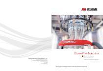 blown film machine catalog